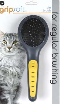 cat pin brush