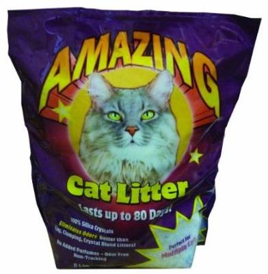 Amazing Cat Litter