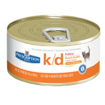 cat food for kidney disease